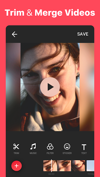 Video Editor & Video Maker - InShot Android App Screenshot