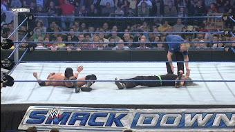 SmackDown November 21, 2008 Non-Title Match Jeff Hardy vs. Triple H