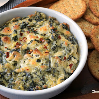 Spinach Artichoke Dip No Mayo Recipes