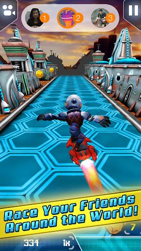 Ninja Sky Run