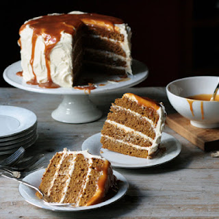 Salted Caramel Cream Cheese Icing Recipes