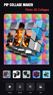 Pip collage maker –  3d collage, photo editor 3