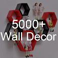 5000+ Wall Decoration Design apk