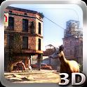 Apocalyptic City 3D LWP icon
