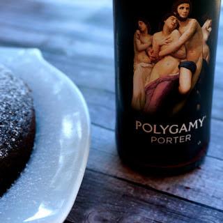 Easy Chocolaty Porter Cake