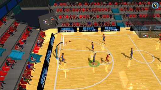 USA Jam Basketball 1.0.2 screenshots 1