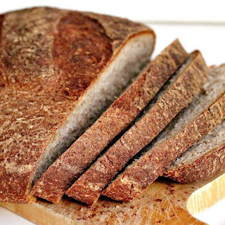 Apple and Caraway Rye Bread