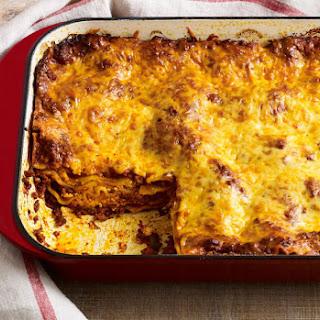 Yucatecan Style Lasagna.