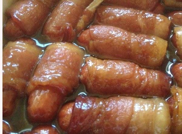 Bacon Wrapped Smokies Recipe