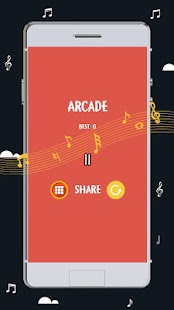 Wanna One Piano Tiles Game - náhled