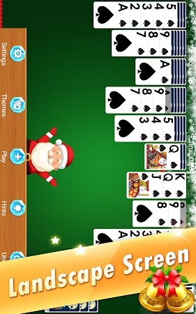 Spider Solitaire - Christmas 2.5 screenshot 618620