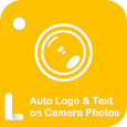 Auto Add Logo Copyright with Text on Camera Photos icon