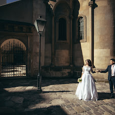 Wedding photographer Lyubomir Vorona (voronaman). Photo of 16.11.2018