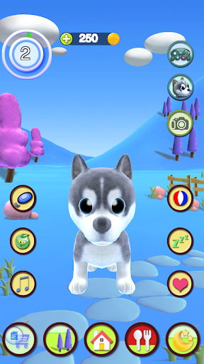 Talking Puppy apktreat screenshots 1