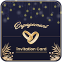 Engagement Card Maker With Photo - 2021 icon