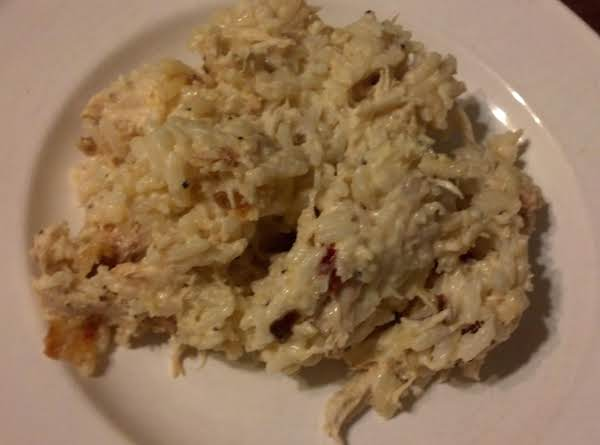 Smoky Mountain Chicken And Rice Casserole Recipe