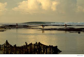 Photo: Nusa Dua, Bali. Photo: Childs