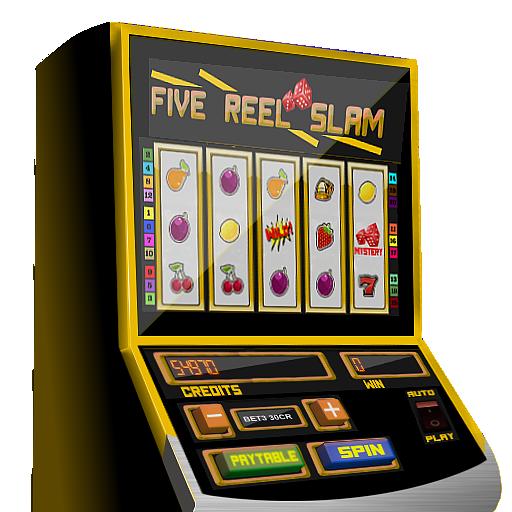 slot machine five reel slam