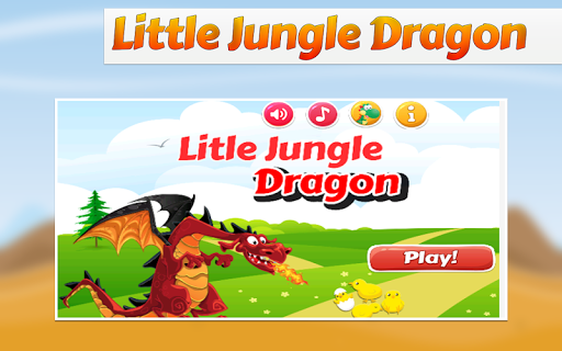 Little Jungle Dragon