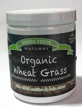 //Wheat Grass Organico