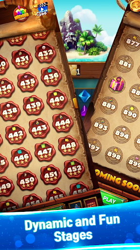 Jewels Fantasy : Quest Match 3 Puzzle - screenshot
