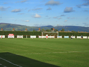 Photo: 29/08/07 v Llandyrnog United (Cymru Alliance) 4-0 - contributed by Dean McClean
