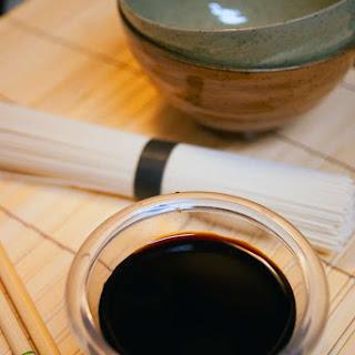 Mentsuyu (Japanese Noodle Soup Base).