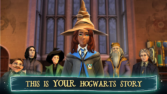Harry Potter: Hogwarts Mystery (Unreleased)- screenshot thumbnail