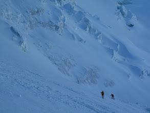 Photo: Ancora sul ghiacciaio del Cedec