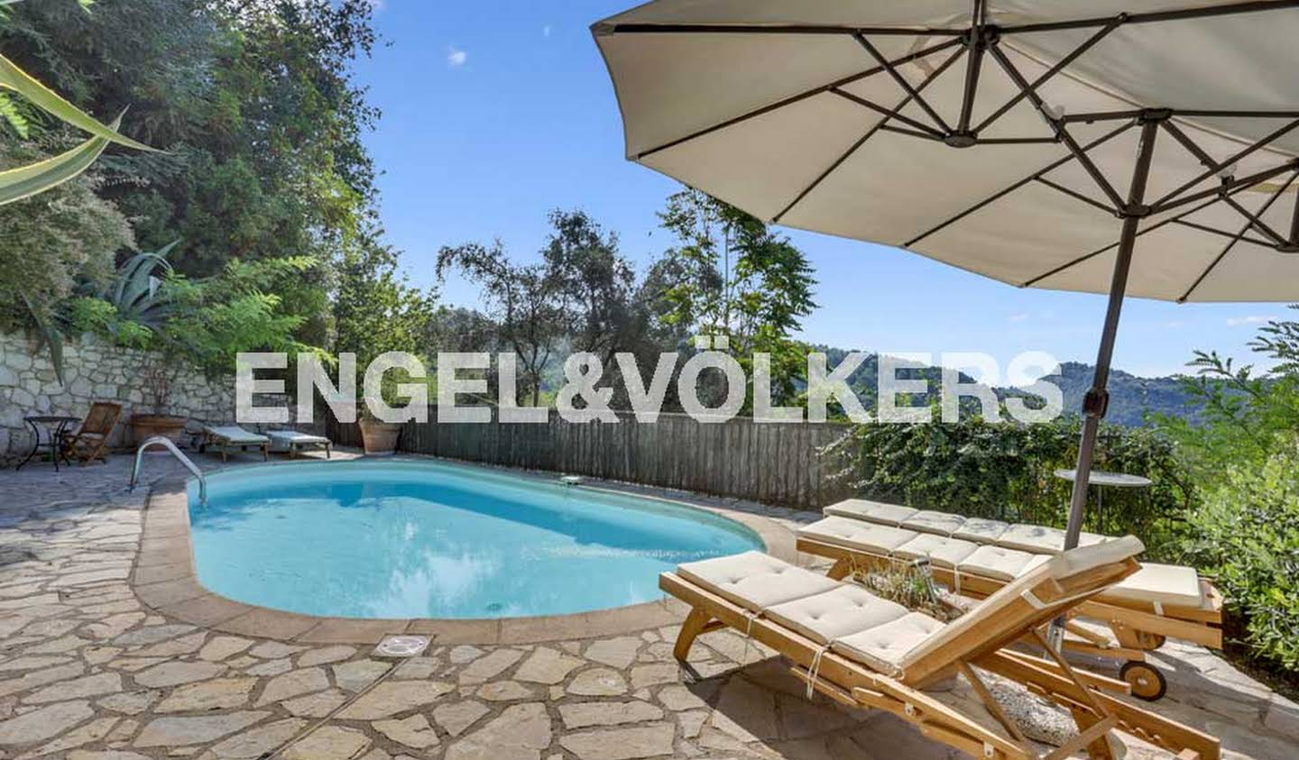 House with pool and terrace Saint-Jeannet