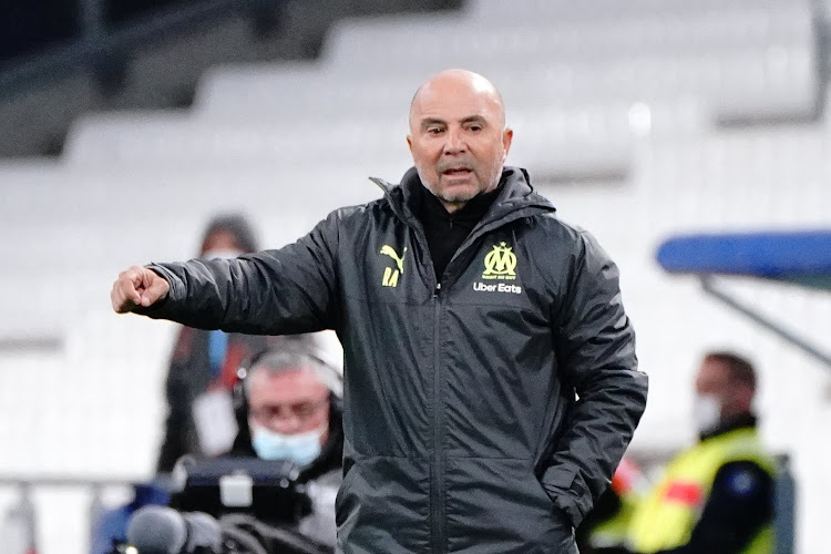 Jorge Sampaoli constate une progression
