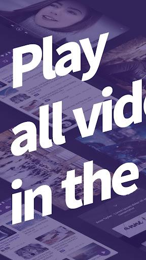 PRO-Video player KM, HD 4K Perfect Player-MOV, AVI  screenshots 1