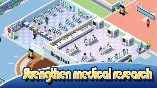 Idle Hospital Tycoon android2mod screenshots 6