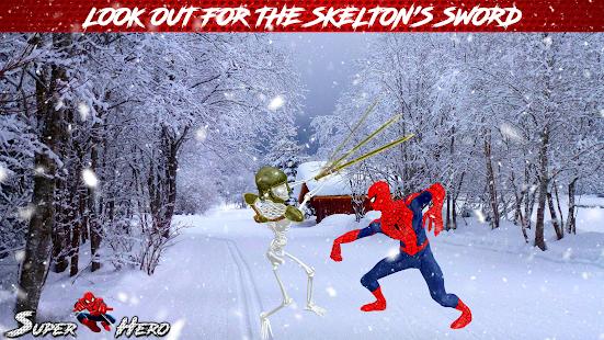 Game Super Spider Hero: Amazing Spider Super Hero Time APK for Windows Phone