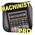 CNC Machinist Calculator Pro icon
