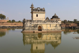 Photo: Maharani Padmini's palace