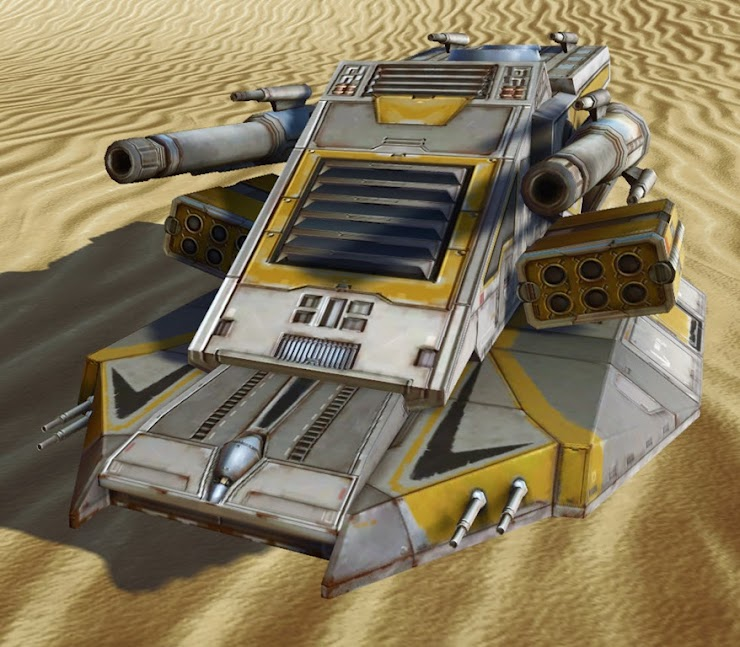 Avalanche Heavy Tank preview