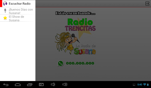 Radio Trencitas- screenshot thumbnail
