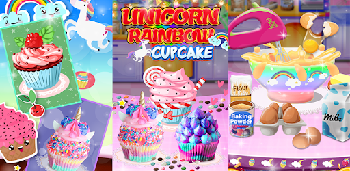 Love Unicorns? Get Yourself Ready to Make The Best Unicorn Rainbow Cupcakes Ever