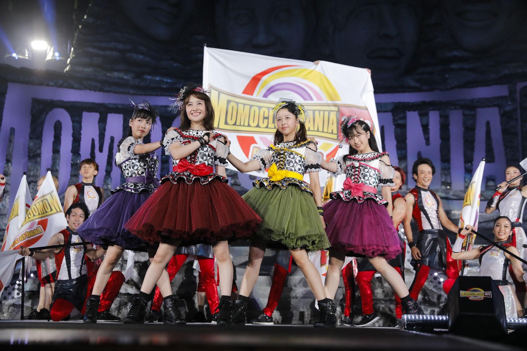 【迷迷專訪】桃色幸運草Z  ももいろクローバーZ )台灣演唱會前訪問 邀請粉絲到場共創最棒的回憶