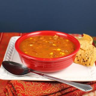 Easy Taco Soup.