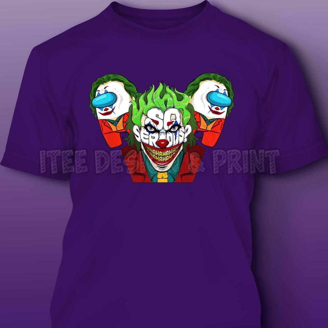 Why So Serious Joker Among Us Impostor 17