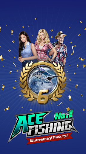 Ace Fishing: Wild Catch 5.5.0 Paidproapk.com 1