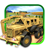 4x4 Offroad US Army Truck Transport Simulator