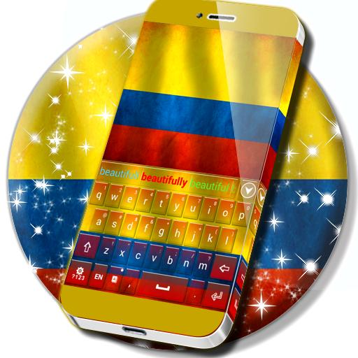 Keyboard Colombia