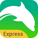 Dolphin Browser Express: News icon