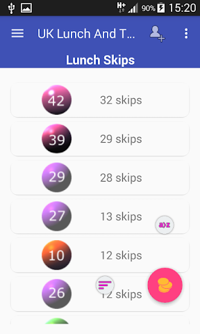 android UK 49s Lunch Tea Lotto Results Screenshot 2