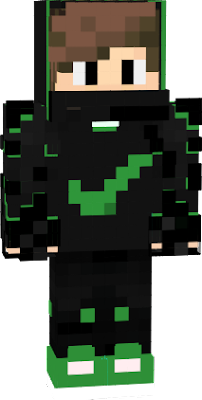 thats is best skin for greeny ever
