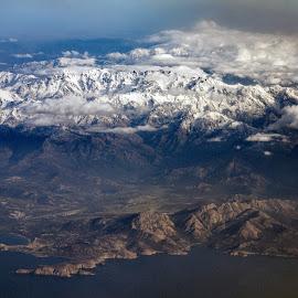 Calvi, Corse by Alessandro Calzolaro - Landscapes Travel ( calvi, view, panorama, aerial, landscape, corse )