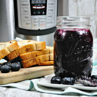 Instant Pot Homemade Jelly.
